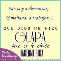 "#BodySanctuary #Motivacion #Frases #Salud #Exito ""Hoy a descansar y mañana a trabajar porque… Body Sanctuary Santa Fé -- WTC – Satélite Tel. (55) 2591 0403 / (55) 9000 1570 / (55) 1663 0375 E-mail: info@bodysanctuary.com.mx Web: http://www.bodysanctuary.com.mx/"