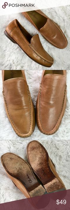 MENS Cole Haan Loafer Leather Slip On 10M f46e33faf