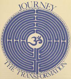 Ram Dass Om Labyrinth