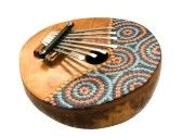 traditional african musical instrument kalimba