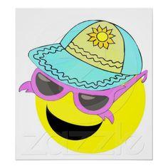 Summer Smiley