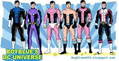 Cosmic Boy Rokk Krinn First appearanceAdventure Comics #247 (April 1958) [Courtesy of  Boyblue's DC Universe]