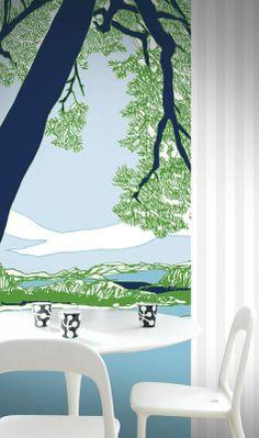 Marimekko wallpapers (seasons 1, 2 and 3)