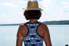Bunte Boote: Mit Carmen bei RUMS verabschiede ich mich in die Sommerpause.