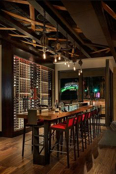 Wine Rack Hospitality Furniture Design Of Nios Restaurant - American hospitality furniture