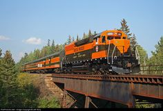 RailPictures.Net Photo: GN 400 Great Northern EMD SD45 at Duluth, Minnesota by Jeff Terry