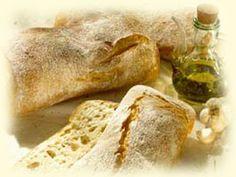 Ciabatta - Чабатта   Итальянская кухня