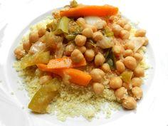 Il Cous cous alla Carlofortina ovvero U Cascà Tabarkin è un piatto della tradizione tabarchina | #vegan #vegetarian