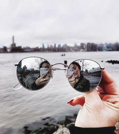 Selfies en las que saldrías mejor si añadieras unas gafas de sol