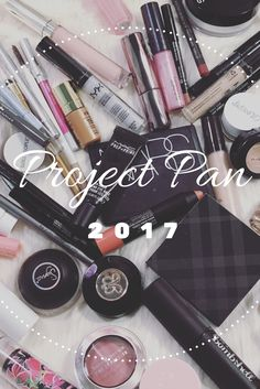 Project Pan! 2017 | Red Lipstick Blondie