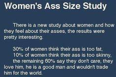 Ass Size Study.