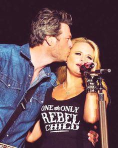 Love Blake and Miranda