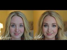 Bridal Makeup Look: Natural Bride - YouTube