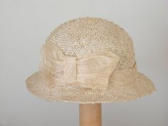 Large ladies Summer Hat / Straw Hat for Women / by RanaHats