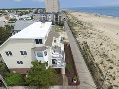 OCEAN FRONT.  $7500, 5 bedrooms 3.5 bathrooms.  Rehoboth  1 Hickman St. North  Think this one is friday to friday though