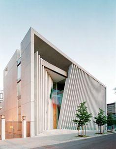 arqbto: Embajada de México en Alemania — Teodoro González de León + Francisco Serrano Cacho (2000) Berlín, Alemania.