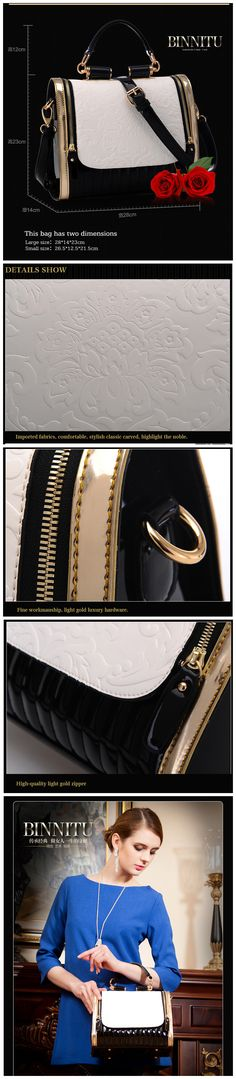 vintage women leather handbag$43.80
