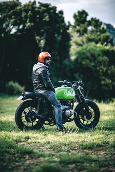 BMW R65 Green Gorilla | Flickr - Photo Sharing!