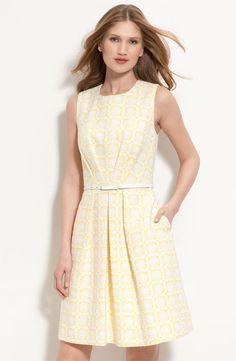 Trina Turk - Princess Belted Dress