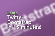 In this video, I'll cover how to make a responsive design layout with Bootstrap 3 (from Twitter's development team).  This bootstrap tutorial will help you make a responsive web page that looks great on mobile, tablet, and desktop devices.