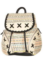 Mexican Stitch Backpack
