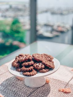 Chocolate & Coffee Cookie - LUCIANA COUTO