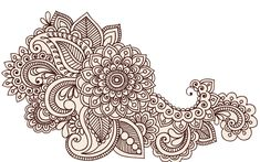 Image result for henna designs stencil