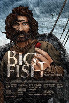 Big Fish ~ The Lot Fell on Jonah