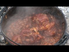 Redneck Beans Recipe by the BBQ Pit Boys