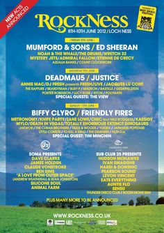 Counting on my lucky Mega Kabillions numbers to come through so I can make this trip! Wretch 32, Noah And The Whale, Annie Mac, Mumford, Ed Sheeran, Flyers, Counting, Numbers, Amazing