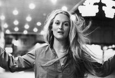 Meryl Streep, 1975 © 2017 Duane Michals / Courtesy Thames & Hudson