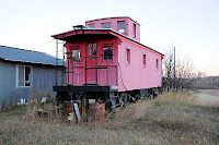 """Oct 2, 2010 - At the Train Shed dedication, the daughter of the late Jack Hoover of Belt, Montana, announced the donation of Caboose X101 (the first X101, built in 1892). Christina Blackwell selected the Northwest Railway Museum to receive her father's caboose """"so it can be housed inside the new Train Shed exhibit building and be accessible to the public."""""""