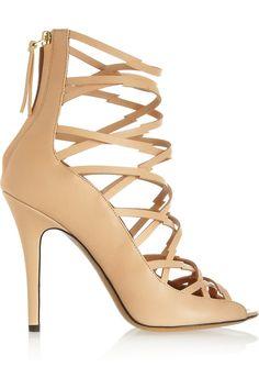 Isabel MarantPaw multi-strap leather sandals