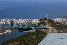 Canadauence TV: Olimpíadas: Mais de 80 aviões de prontidão para Ri...