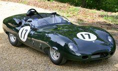 1959 Lister Jaguar Costin Roadster