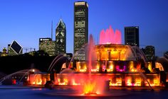 Established in 2004, Millennium Park is a subsection of Grant Park.