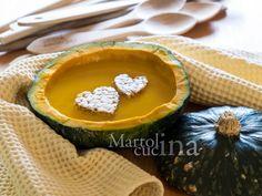 VELLUTATA DI ZUCCA #zucca #vellutata #minestra #crema #vegetariana #primo