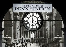 Just 53 years after the station's opening, the monumental building that was supposed to last forever, to herald and represent the American Empire, was slated to be destroyed.   The Rise & Fall of Penn Station . American Experience . PBS