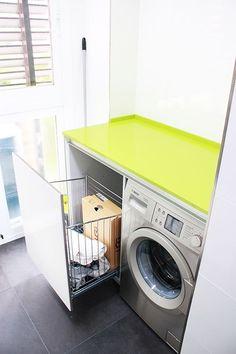 Lavadero para ropa de cemento y adios brazos flacidos for Lavadero pequenos