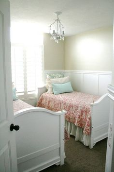 diy bedroom decorating ideas small rooms - home decor tips to produce a great bedroom decor. Bedroom Decor Suggestion tip posted on 20190210 Rooms Home Decor, Diy Bedroom Decor, Bedroom Ideas, Ideas Hogar, Little Girl Rooms, Small Rooms, Small Space, New Room, Girls Bedroom