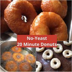 Bagel, Doughnut, Donuts, Sweets, Bread, Baking, Desserts, Recipes, Food