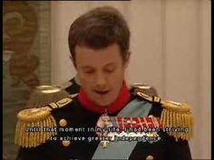 Frederik of Denmark's Wedding Speech
