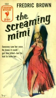 Image result for screaming mimi pulp cover art