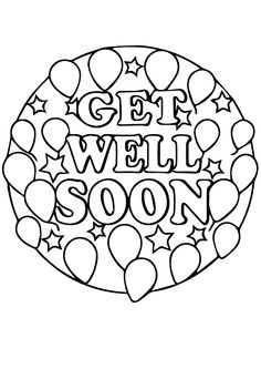 101 Best Get Well Soon Ideas for kids images in 2016