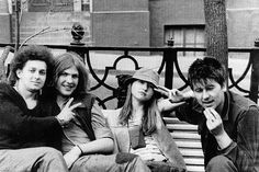 In 1970s USSR, Soviet youths were busting out some top looks. Hippies, metal heads, bikers and punks galore.