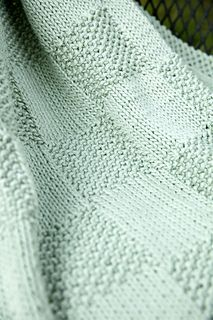 Ravelry: F678 Seed Blocks Baby Blanket pattern by Plymouth Yarn Design Studio