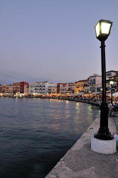Chania Vity in Crete Island_ Greece