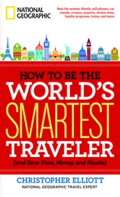 Here's the PERFECT gift for Moms, Dads, and Grads ... not just that special trip to __________ (you fill in the blank with a memorable WOW destination), but the right reading material to take along. Leading travel Journalist and USAToday columnist, Christophe Elliott's new book, 'How to be the World's Smartest Traveler' (http://on.fb.me/1o2R628). Rich content with relevant information from leading experts from all categories in the travel industry will enhance all your travels.
