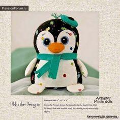 juguetes Mimin: Penguin