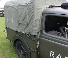 The World's Best Photos of bedford and raf Austin Cars, Car Wheels, World Best Photos, Amazing Cars, Military Vehicles, Ww2, Jeep, Miniatures, Army Vehicles